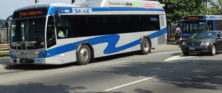 SEAT Bus in New London